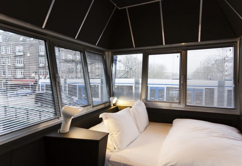 Sweets hotel amsterdam bridges ponts chambres rooms