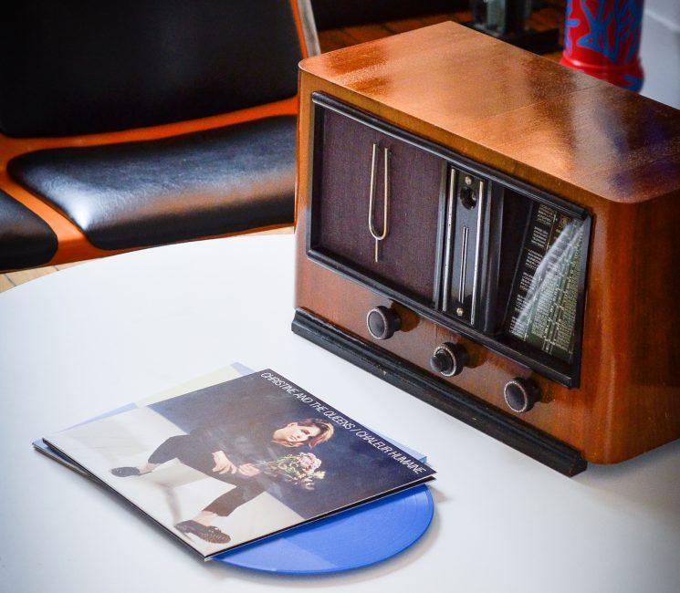 Atelier charlestine radio vintage bluetooth