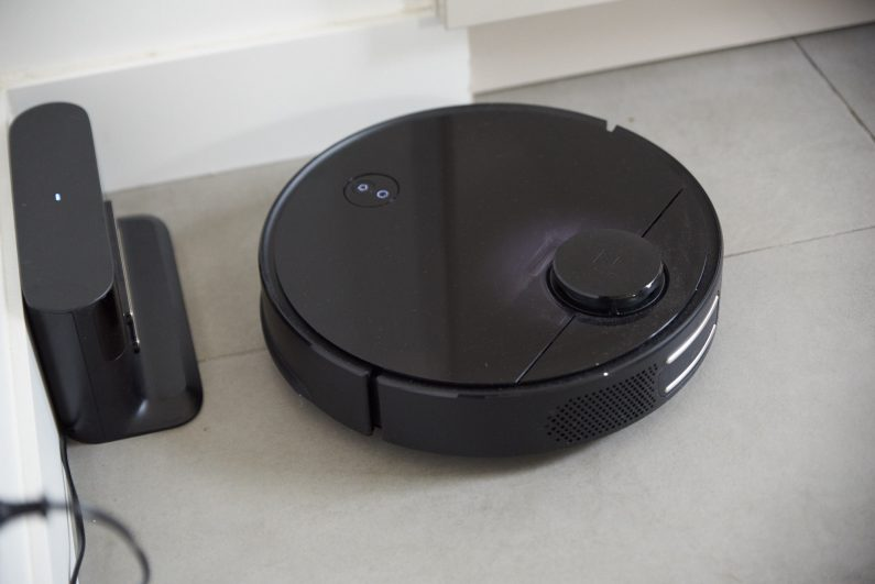 oborock S4 test essai review aspirateur robot
