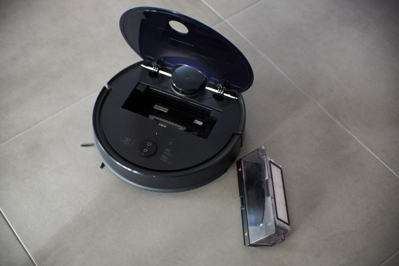 Roborock S4 test essai review aspirateur robot