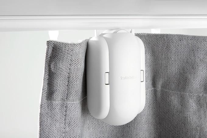 SwitchBot Curtain, le petit robot qui rend les rideaux automatiques