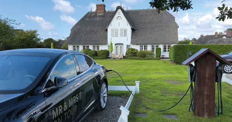 [test] #Recharge : un guide de voyage idéal pour parcourir l'Europe en Tesla