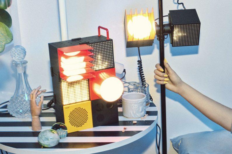 Frekvens : le son et lumière festif d'IKEA