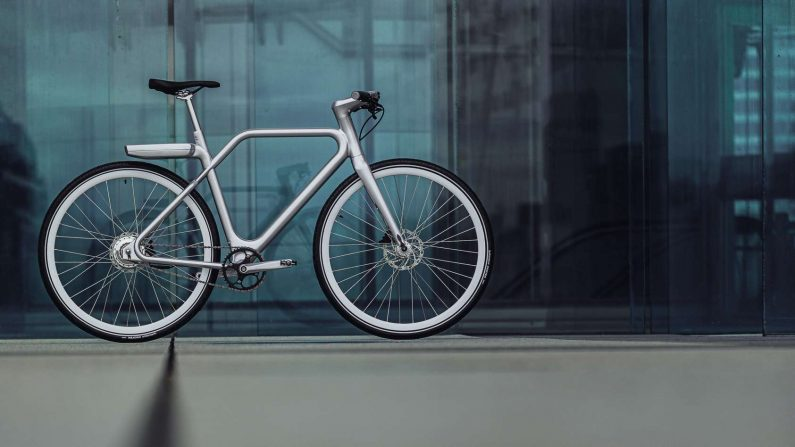 angell bike vélo électrique connecté
