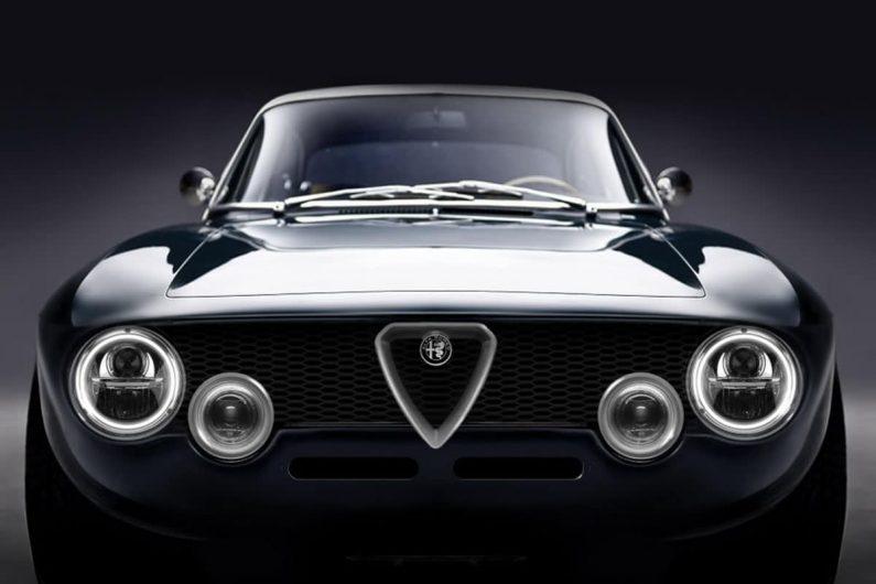 Totem Automobili prépare une Giulia GT électrique