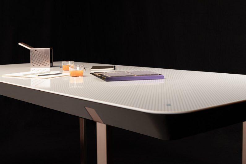 Studio Jean-Marc Gady Smart platform x versatis eurokera