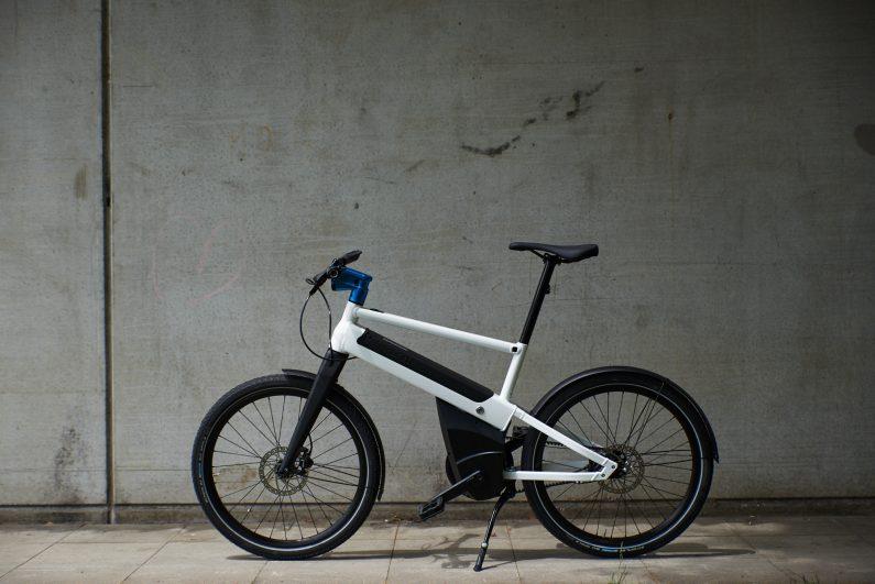 [test] iWeech, le premier vélo électrique connecté français est une petite bombe
