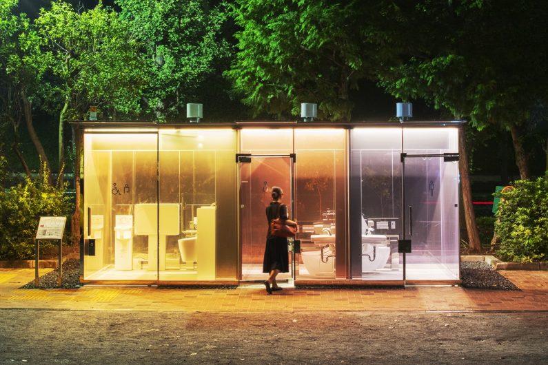 Tokyo Toilet Project : les plus grands architectes repensent les toilettes publiques